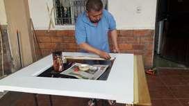 Trabajos de Pintura Y Alta Decoracion