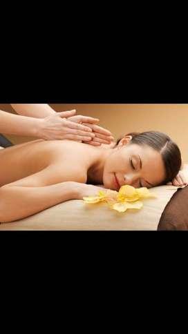 Spa masajes y belleza
