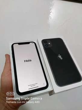 Iphone 11 de 64 gb bateria al 97