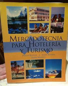 LIBRO DE MERCADOTECNIA PARA HOTELERIA Y TURISMO DE KOTLER, BOWEN Y MAKENS