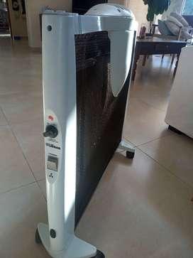 Vendo estufa electrica radiador marca Liliana
