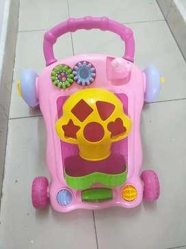 Caminador de niña