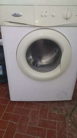 lavarropa whirpool