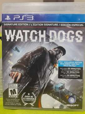 WATCH DOGS- PLAY 3 (En español)