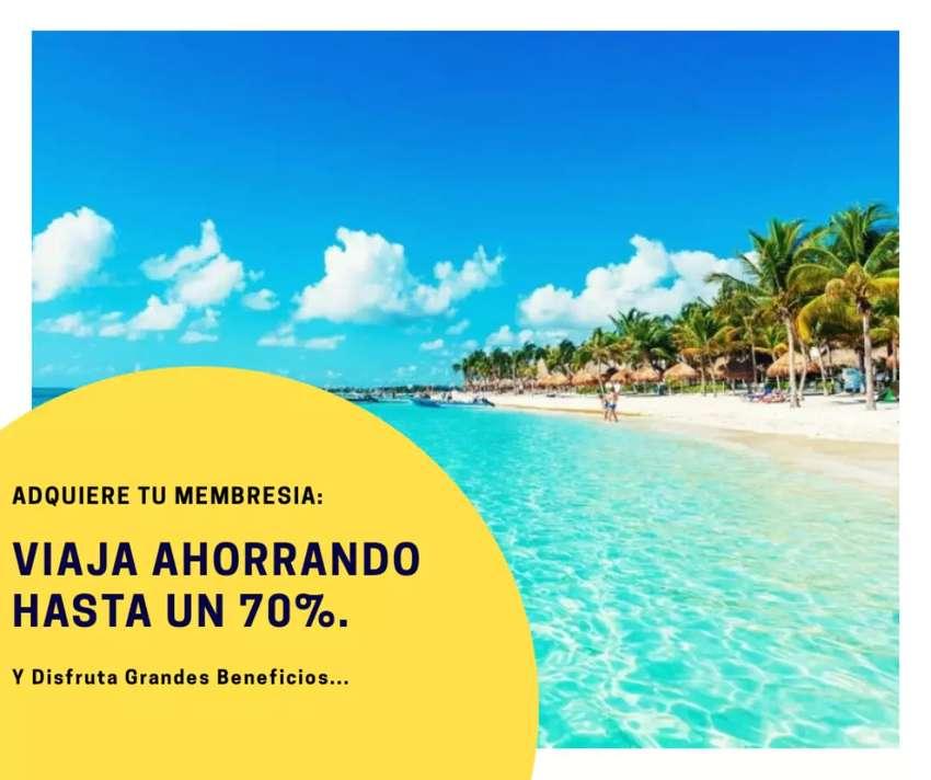 Viaja ahorrando hasta un 70% 0