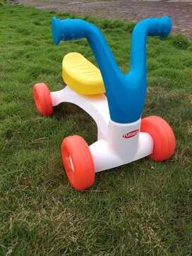 Bicicleta Playskool