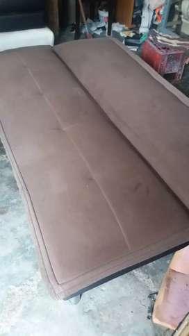 Sofá cama plaza y media