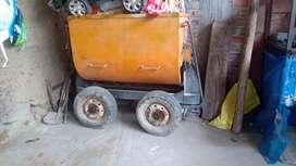 Venta de carrito minero