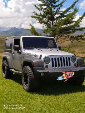 Vendo Jeep wrangler