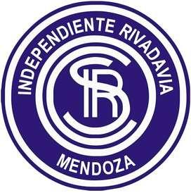 BUSCAMOS SPONSOR PARA EL CLUB INDEPENDIENTE RIVADAVIA MENDOZA