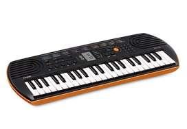 Teclado Casio Sa76 Organo Teclas Mini