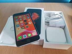 Apple iPhone 6S De 32Gbs o Cambio Por Menor Valor y plata