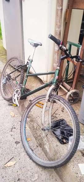 Vendo bicicleta Montaña Mela