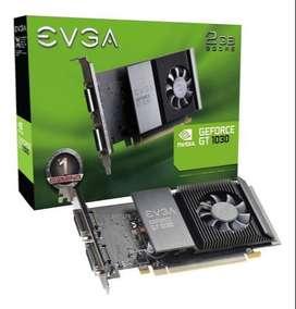 Placa de Video nvidia  gt 1030 2gb ddr5 geforce EVGA