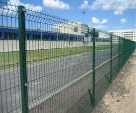 Mallas modulares para cerramientos perimetrales de máxima seguridad para su propiedad