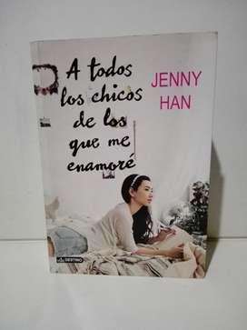 A todos los chicos de los que me enamore - Jenny Han