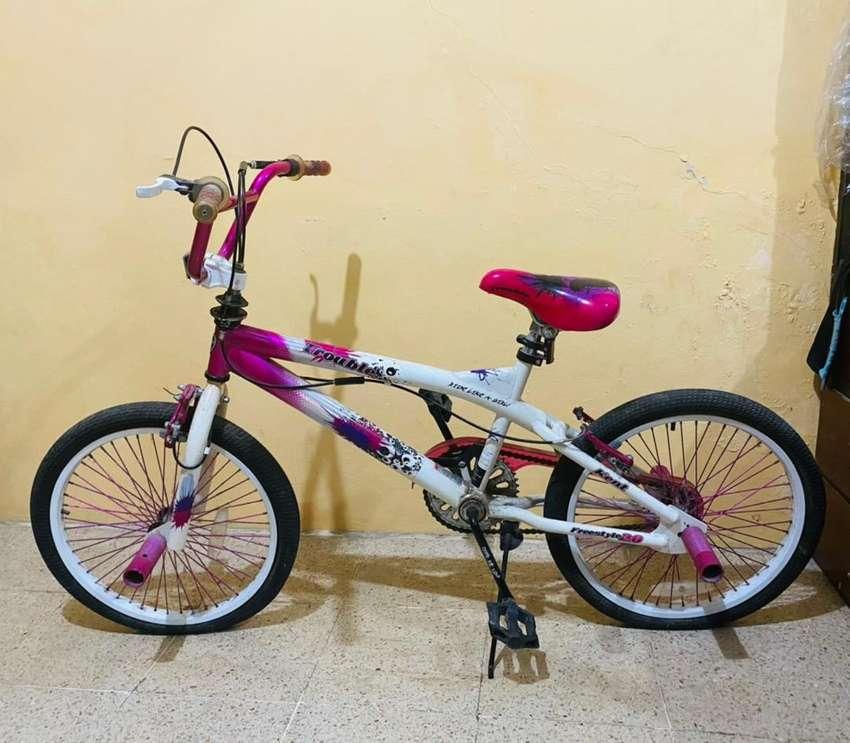Bicicleta bmx aro 20 0