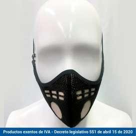 Mascara Tapa Boca Copper Mask - Hilado de Cobre