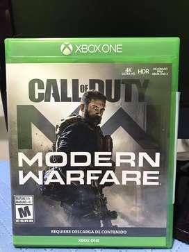 Juegos Call of Duty Xbox one