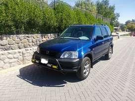Vendo camioneta Honda CRV año 98