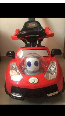 Carro montable Rus