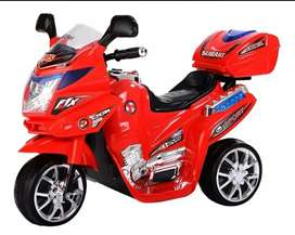 Moto Electrica Baúl