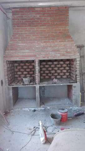 Se realizan todo tipos de trabajo en albañilería en general obesidad puntualidad y rapidez y prolijidad 100x100 garantía