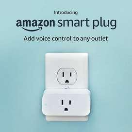 Amazon Smart Plug Compatible Con Alexa Echo