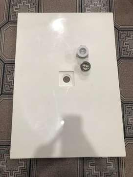 Receptaculo baño Acrilico 100X70X3cm