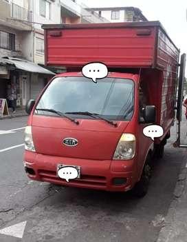 Se vende furgón k3000S