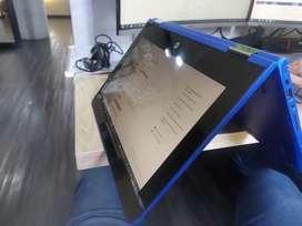 Hermoso hp pantalla táctil
