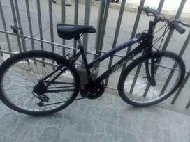 Vendo bicicleta x no usar