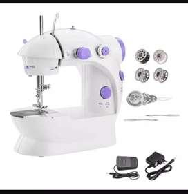 Maquina De Coser Portatil Mini Sewing Machine 4 En 1 Tv