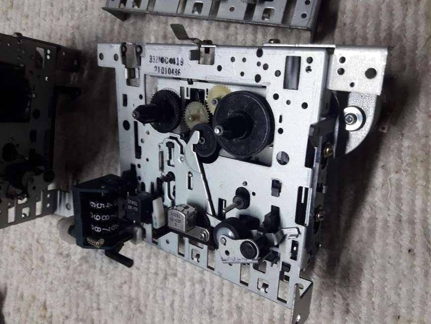 Cassettera Mecanismo 0