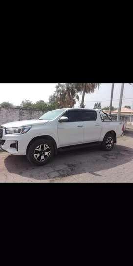 Toyota hylux tope de gama