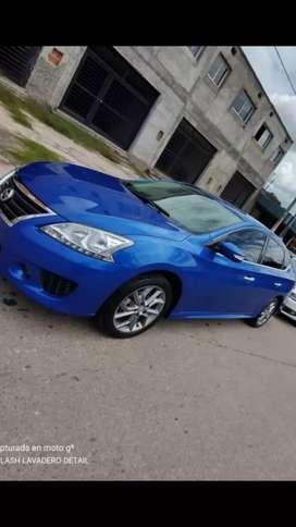 Nissan Sentra SR CVT 2015