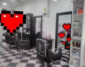 Venta muebles de salon de belleza