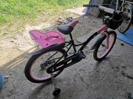 Bicicleta de Nena Marca Lamborghini