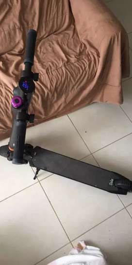 Vendo Patineta Electrica Reclinable en 870mil pesos