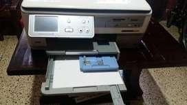impresora HP PHOTOSMART C8180 (CUANTO OFRECEN)