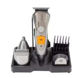 Maquina motilar peluquería y afeitadora 7en1 progemei