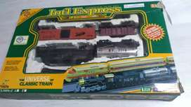 Int'l Express train