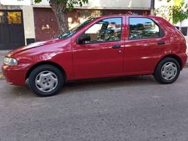 Fiat Palio 2002 GNC en Rosario, 5 puertas