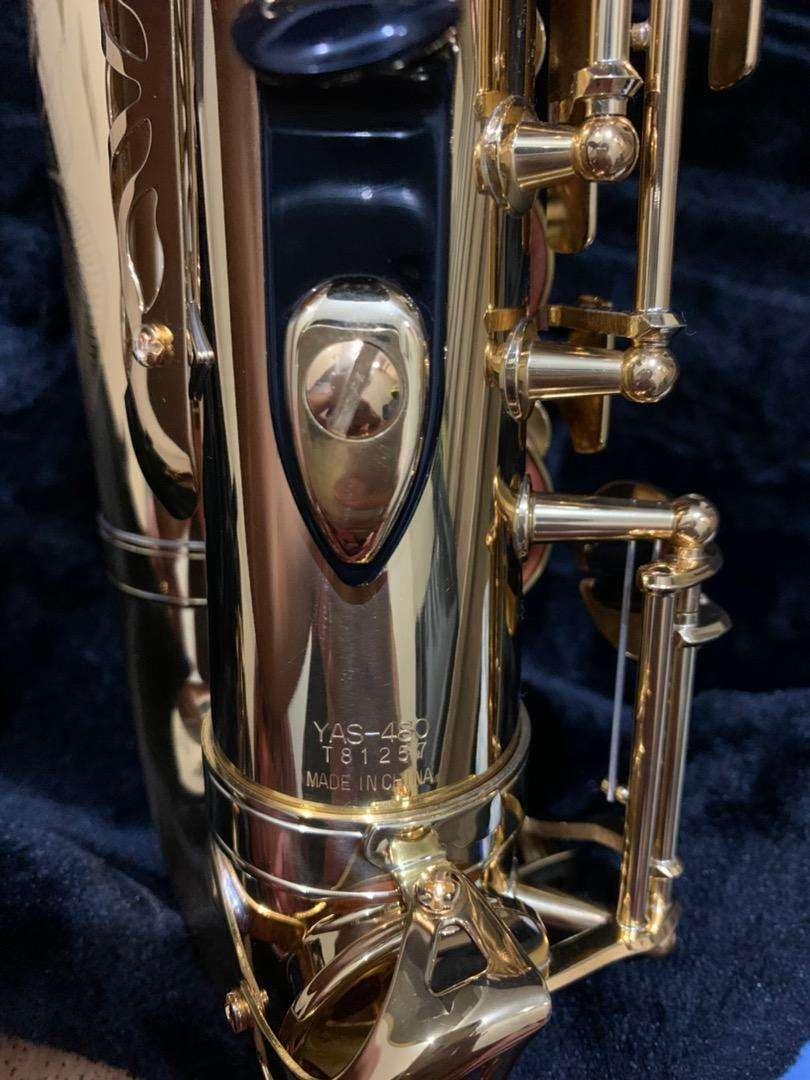Saxofon Yamaha yas 480