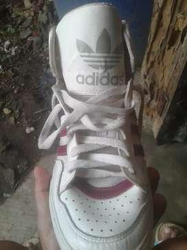 Se vende zapatos ADIDAS Semi nuevos $ 30 negociable