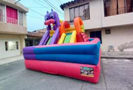 Inflables trampolines