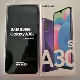 SAMSUNG GALSXY A30S 64GB PRACTICAMENTE NUEVO EN CAJA.