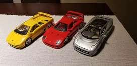Excelente coleccion de autos en miniatura