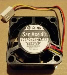 Ventilador para control Fanuc CNC