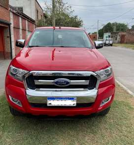 VENDO RANGER 2016 AT IMPECABLE
